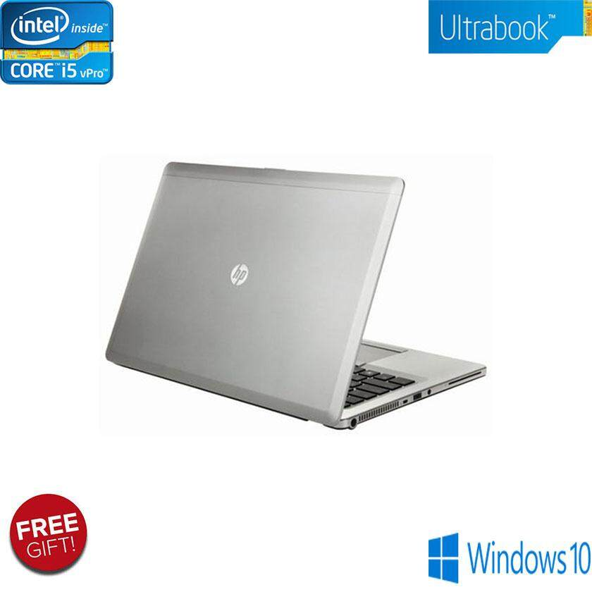 HP ELITEBOOK FOLIO 9470M - CORE i5 VPRO / 4GB RAM / 32GB SSD + 500GB HDD / STOCK CLEARANCE SALE] Malaysia