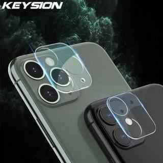 Ống Kính Máy Ảnh Đầy Đủ KEYSION Kính Cường Lực Dành Cho iPhone 11 Pro 11 Pro Max Miếng Dán Kính Trong Suốt HD Bảo Vệ Máy Ảnh, Dành Cho iPhone 11 Pro Max thumbnail