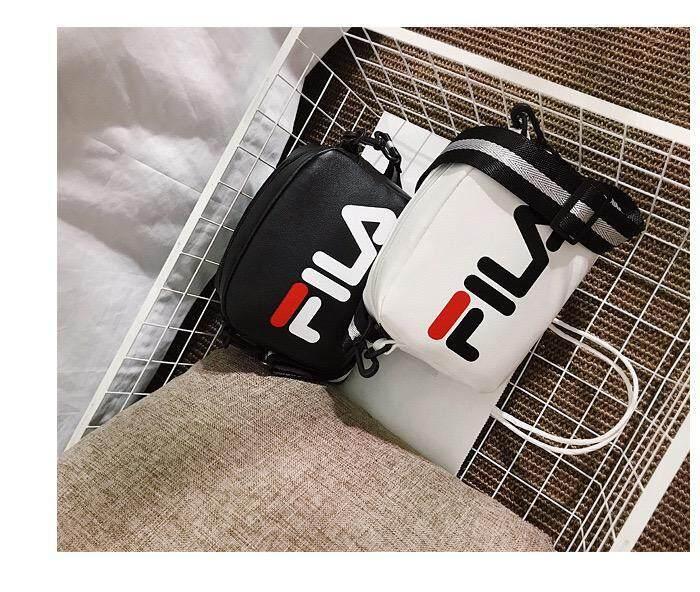 44f17e38fd3f Unisex Sling Fila Bag Cross-Body Sling Sport Shoulder Beg Bags
