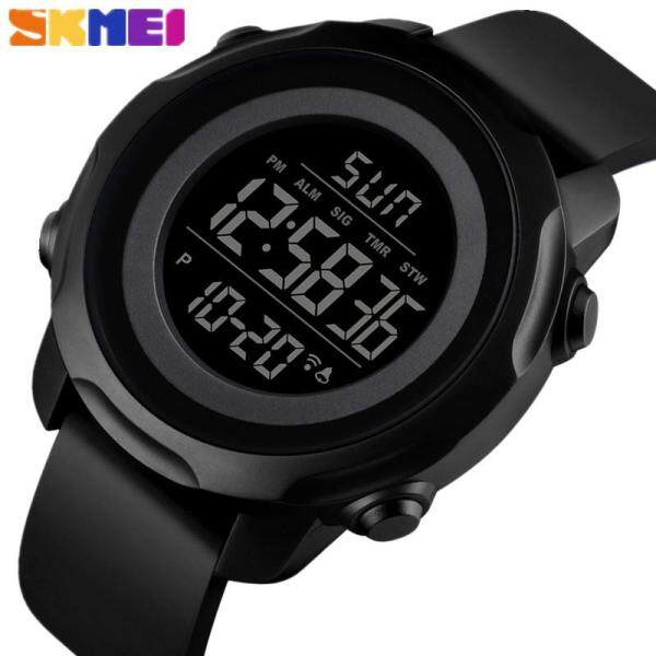 Brand SKMEI Sport Watch Mens Watches Luxury Military Digital Watches For Women Waterproof Chrono Wristwatch Men Women Bracelet Malaysia