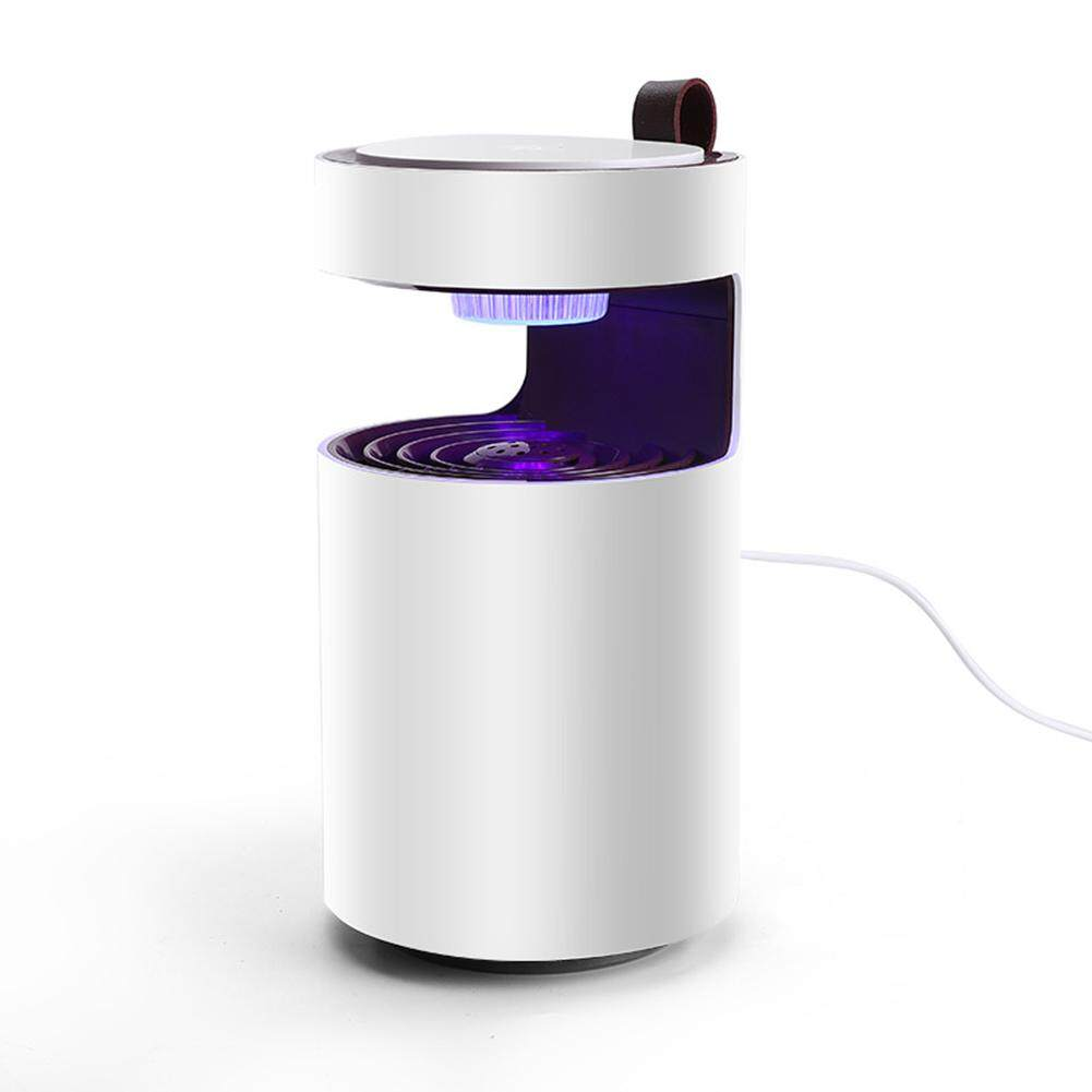 SS Mute USB Mosquito Killer with Piurple Light for Home Living Room