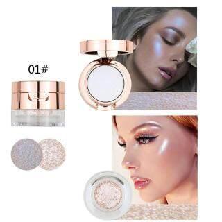 Cream Gloss Blusher Highlight Wajah, Pasta Kilap Tinggi Dua Warna thumbnail