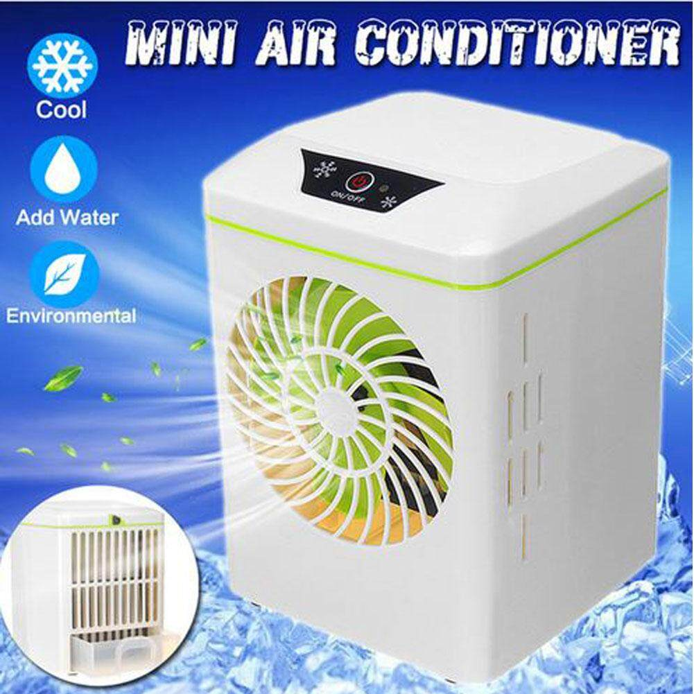 Mini USB Portable Cooling Small Air Conditioner Air Cooler Home Office  Dormitory