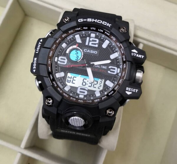 New Arrival Sport collection Casio_G_SHOCK_Dual Time Display Watch For Men Malaysia