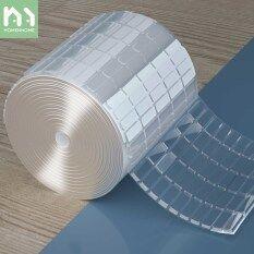 Homenhome 45 Chiếc Búp Bê Sửa Chữa Băng Dính Hai Mặt Keo Có Thể Giặt Được Keo Acrylic Nanomet Không Nhãn Dán