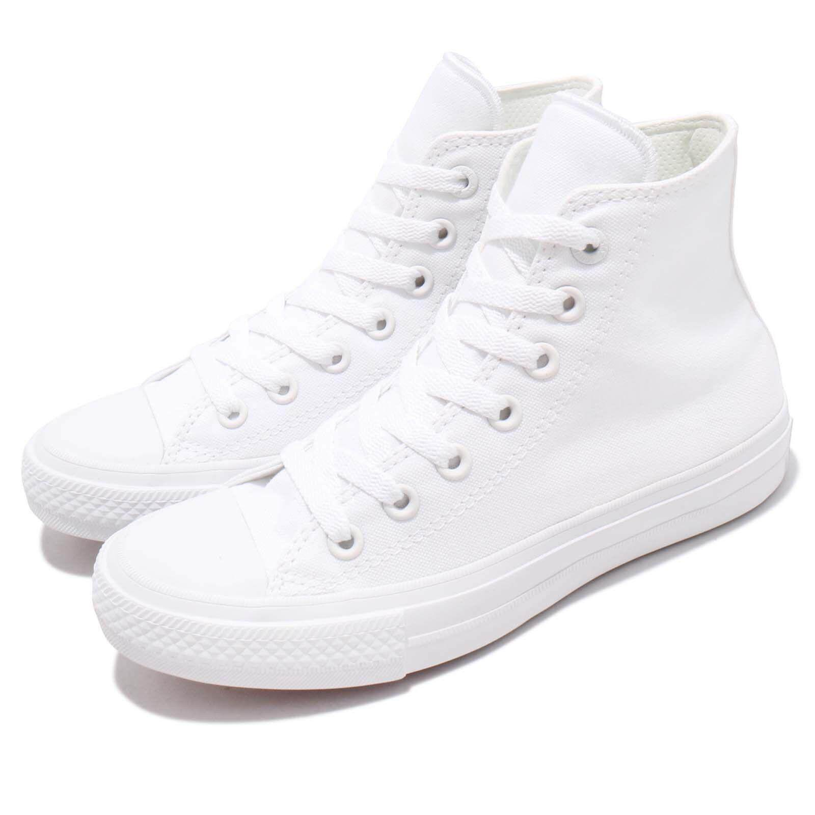 2f99214ed37b Discount Converse Chuck Taylor All Star Signature II 2 White Lunarlon Mens  Shoes