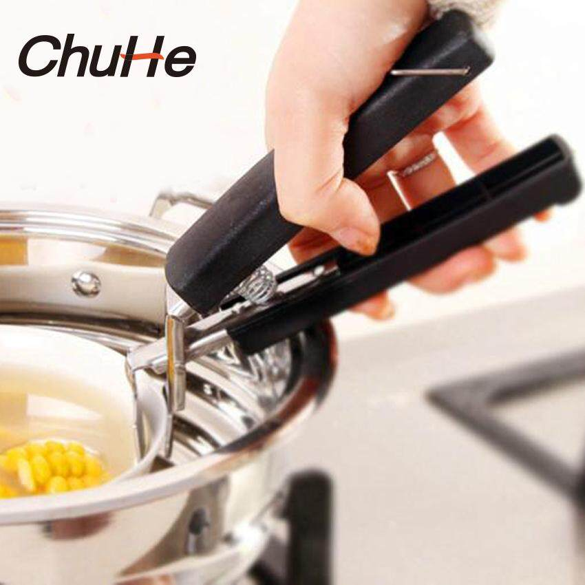 Big Size Multifunctional Stainless Steel Bowl Dishs Clip Folder Device Anti-Hot Bowl C Dish Clip Tilters Folder Plate Kitchen Tools Bottle Opener By Hangzhou Chuhe E-Commerce.