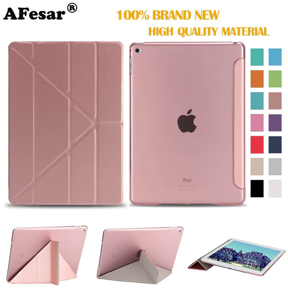 2019 New Deformation 2017/2018 iPad 9 7 air 1/2 mini 2 3 4 5 Tablet Luxury  Stand Smart Cover Case