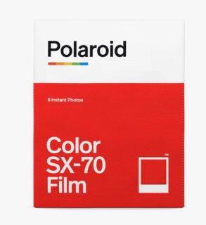 SX-70 Màu Polaroid Chính Hãng Phim Tức Thì thumbnail