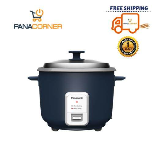 Panasonic 1.8L Conventional Rice Cooker SR-CA188ZMB