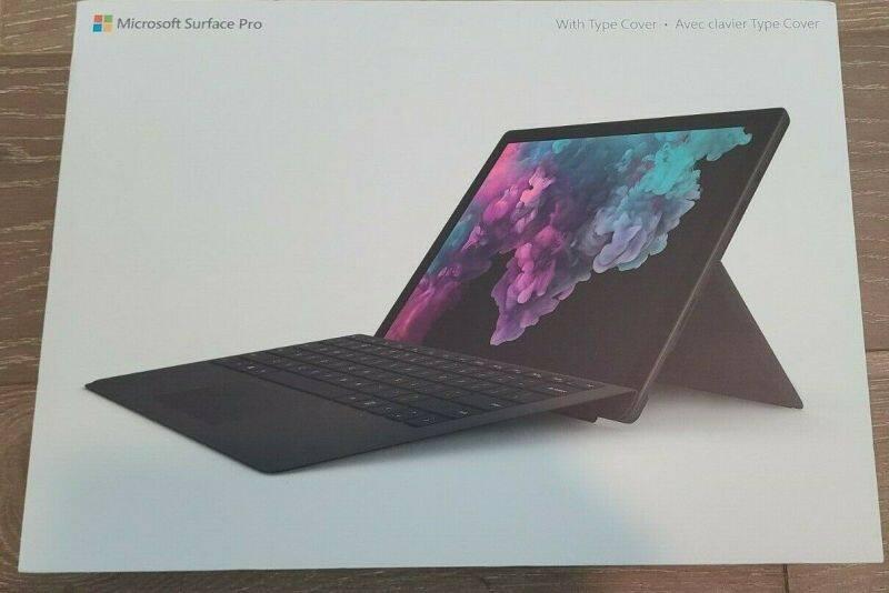 Microsoft Surface Pro 6 12.3in. Intel i5-8250U 256GB Tablet Computer w/ Keyboard Malaysia