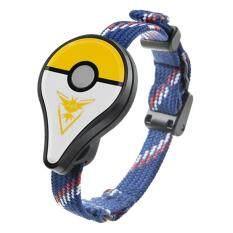 Vòng đeo tay Pokemon Go Plus Avivahc, thiết bị đồ chơi thông minh kết nối bluetooth tự động bắt Pokemon – INTL