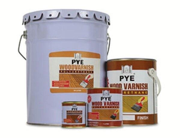 PYE Wood Varnish 250ml