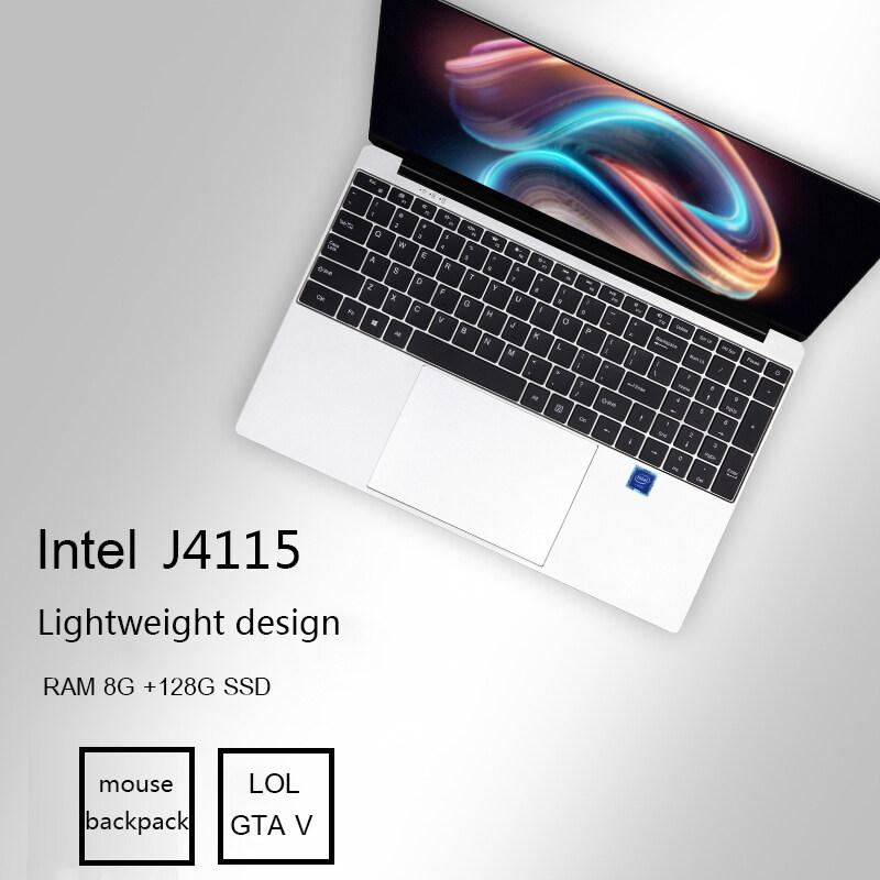 15.6 studen gaming desktop laptop J4115 RAM 12GB HDMI 1920x1080 Ultrabook128G / 256G / 512G / 1TB SSD Malaysia