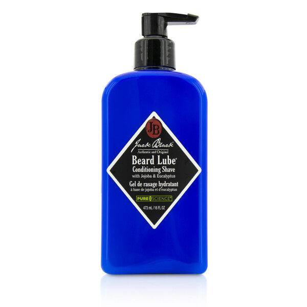 Buy JACK BLACK - Beard Lube Conditioning Shave (New Packaging) 473ml/16oz Singapore