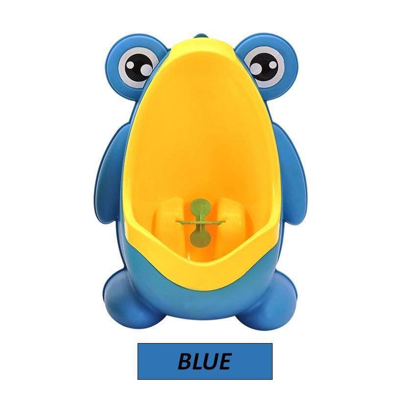 Frog Design Potty For Kid and Toddler Toilet Training Kit Urine Bathroom