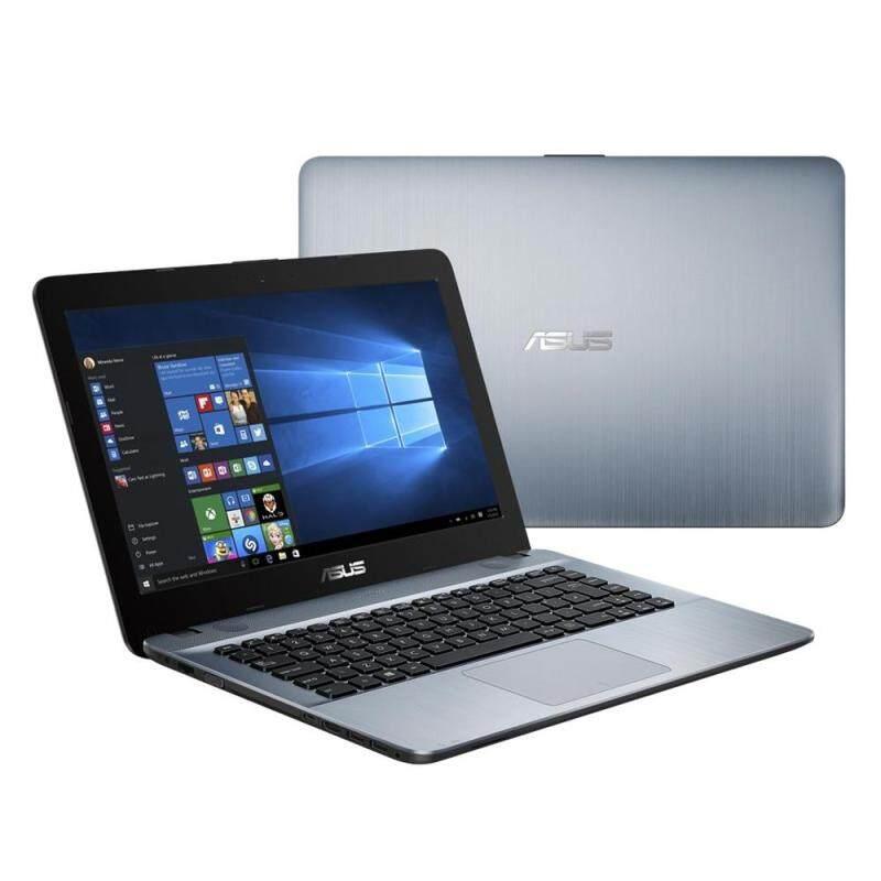 Asus Vivobook Max X541N-AGO281T Laptop | Celeron N3350 | 4GB | 500GB | 15.6 | W10 - Silver Malaysia
