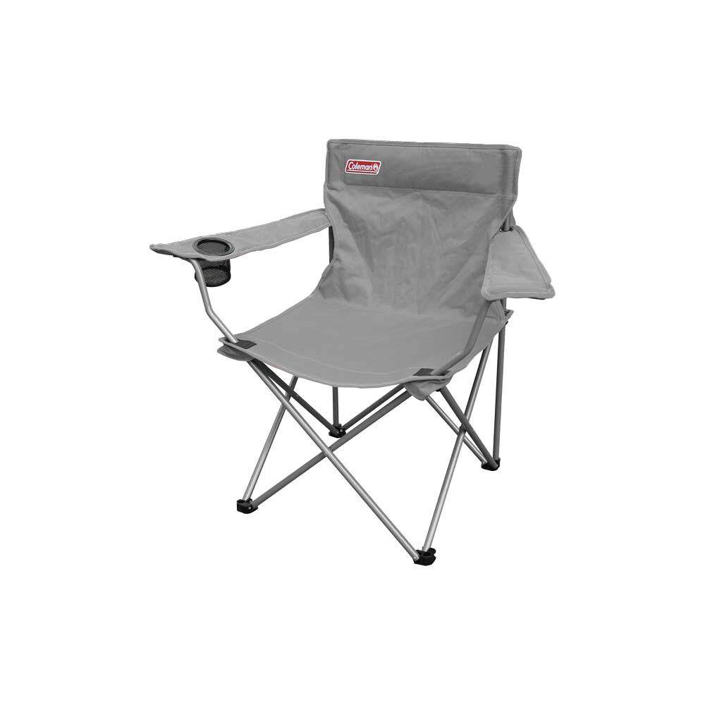 Coleman GO! Quad Arm Chair Foldable Portable Outdoor Lightweight Compact C&ing Chairs (GREY)  sc 1 st  Lazada & Coleman Camping u0026 Hiking Portable Chairs price in Malaysia - Best ...