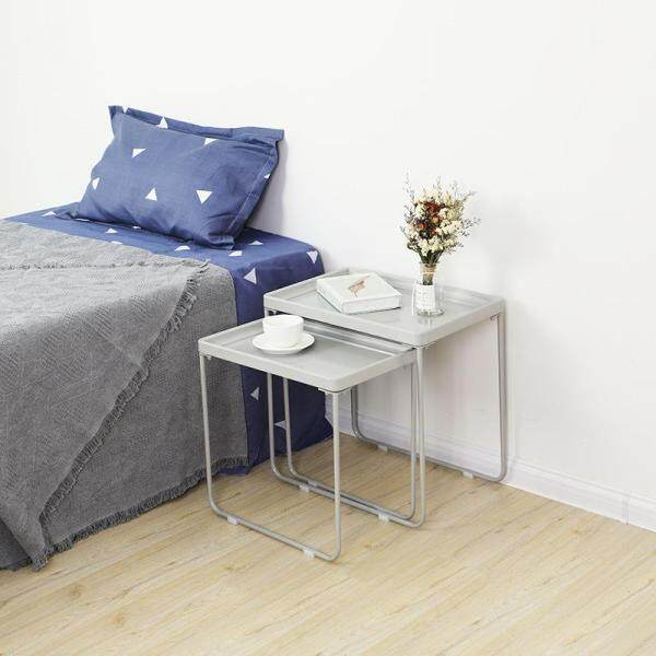 Side Tables Metal Tables Double Coffee Table By Olive Al Home