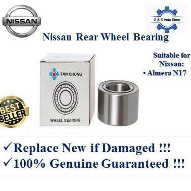 Nissan Almera Rear Wheel Bearing (Tan Chong)