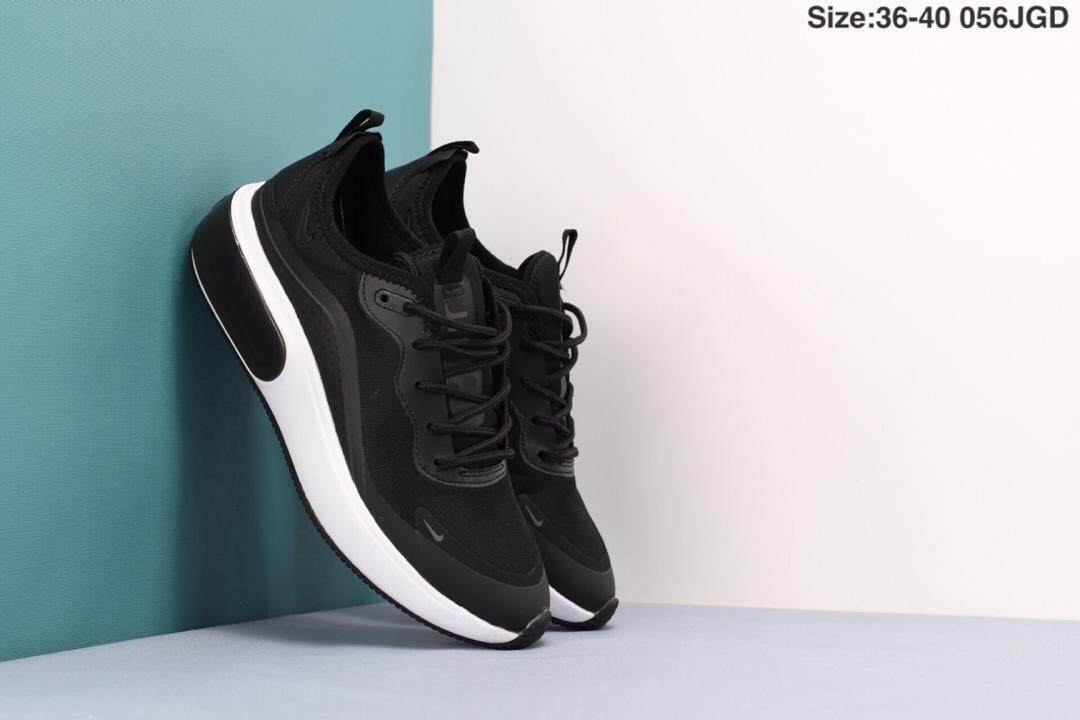 e167f1c86cf0e Fashion of NiKE W NiKE AIR MAX DIA SE cushioned casual running shoes  Fashionable sports shoes