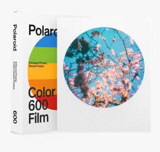 [Polaroid] Khung Phim Tròn Màu 600 Tức Thì thumbnail