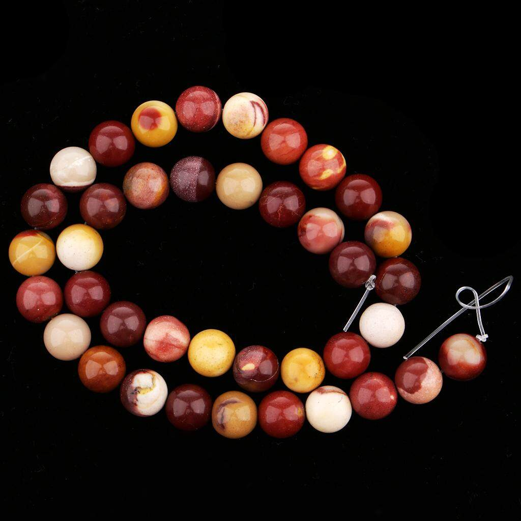 Mookaite Jasper Loose Bead Bead Making Accessories