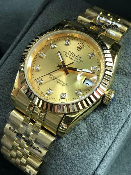 Rolex_Datejust_Fully Automatic Men Watch Unique Good Looking Design New Arrival Date Display Free Genuine Gift Box Malaysia