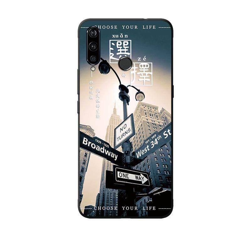 Huawei Nova4e Phone Case Lanyard Holder Nova4e Phone Case Online Celebrity  Style MAR-ALOO Protective Case Fashion