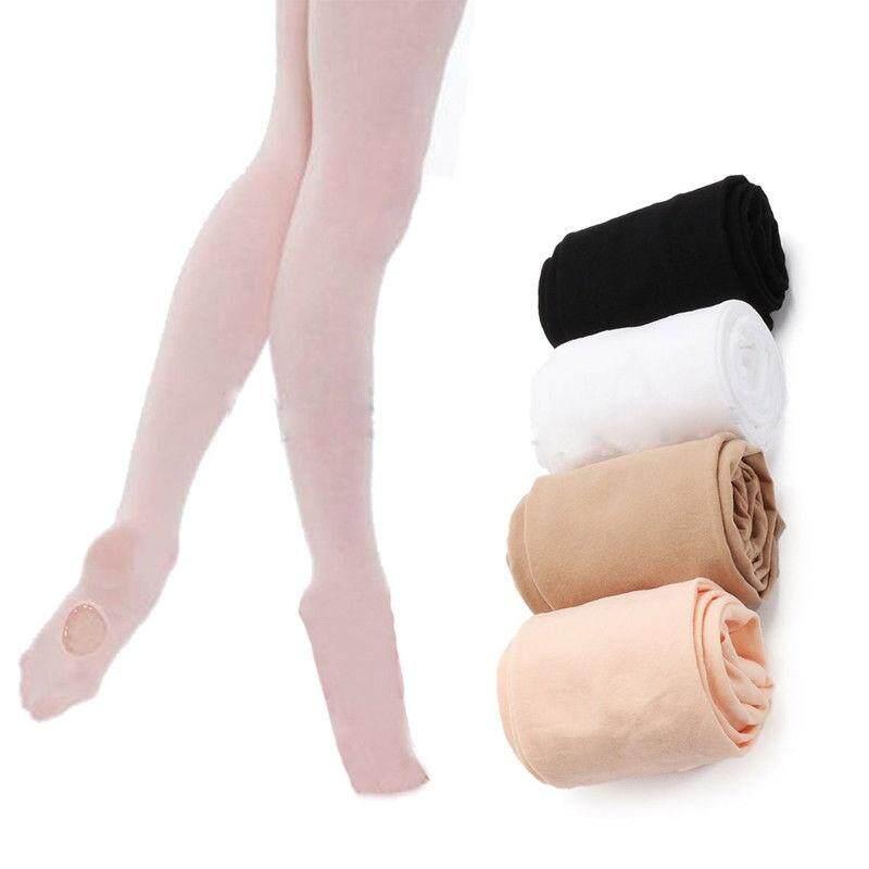 615de39c79d Solid Color Dancing Tights Dance Stocking Ballet Pantyhose S M L