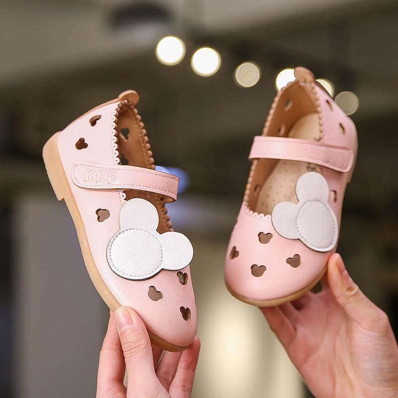 Giá bán Bé gái ngoài trời Giày công chúa giày Giày thời trang Giày Barbie ba lê Giày Da Giày K6
