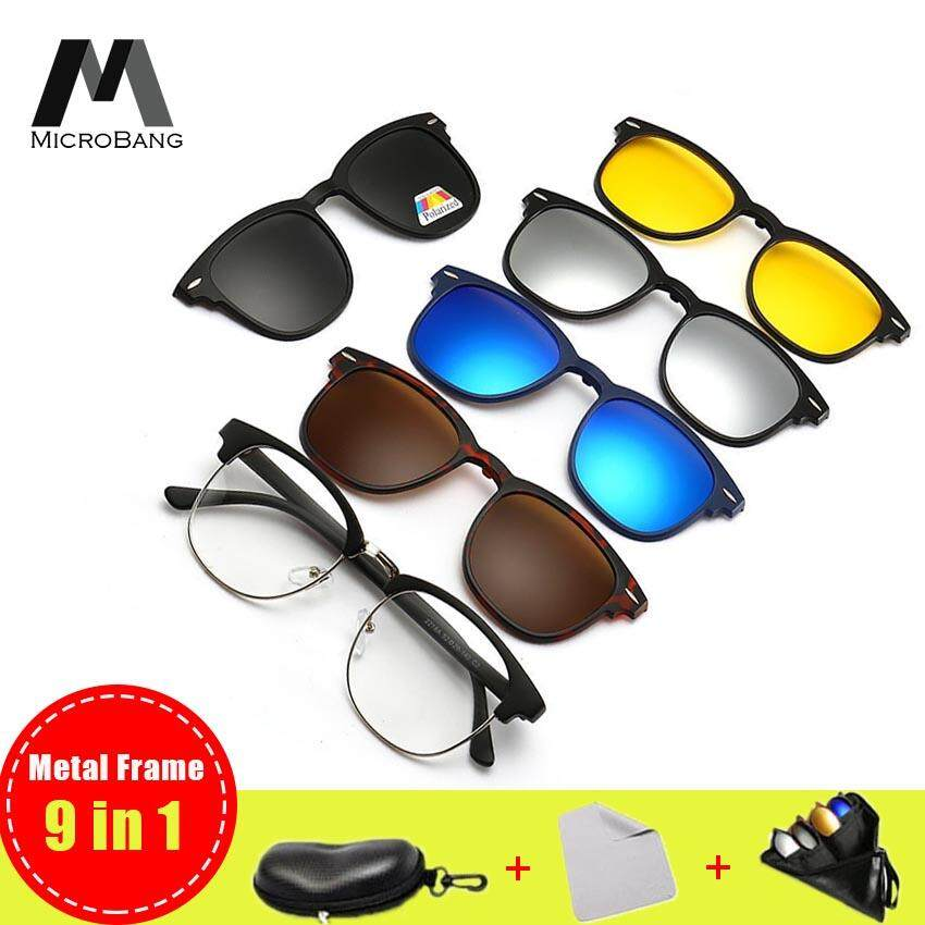 New 1 Pc Men Women Stylish Clear Transparent Plastic Soft Eye Glasses Protector Box Case High Quality Strong Packing Men's Glasses