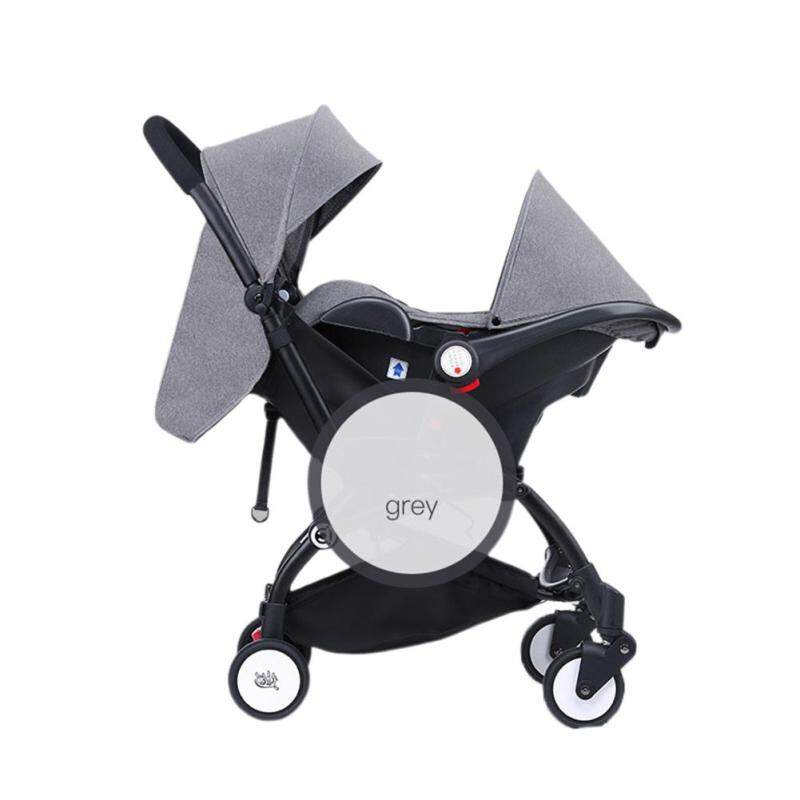 3-in-1 Travel Outdoor Portable Stroller Car Seat Baby Light Cart Singapore
