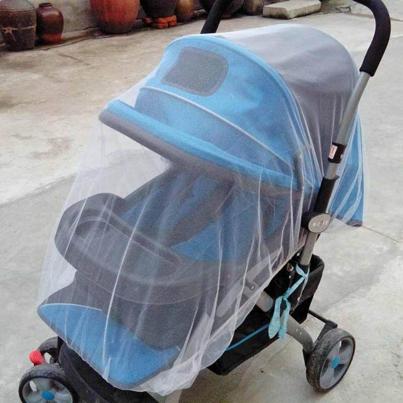 Pushchair Mosquito Insect Net Safe Shield Infants Outdoor Protection Mesh Singapore