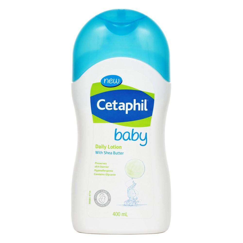 Cetaphil Baby Daily Lotion (400ml) By Big Pharmacy.