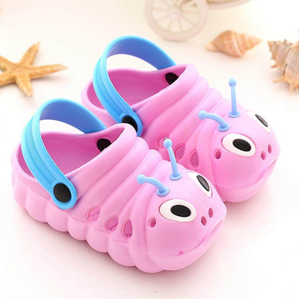 Cnb2c Summer Toddler Baby Boys Girls Cute Cartoon beach Sandals Slippers Flip Shoes Fashion Baby Shoes By Cnb2c.