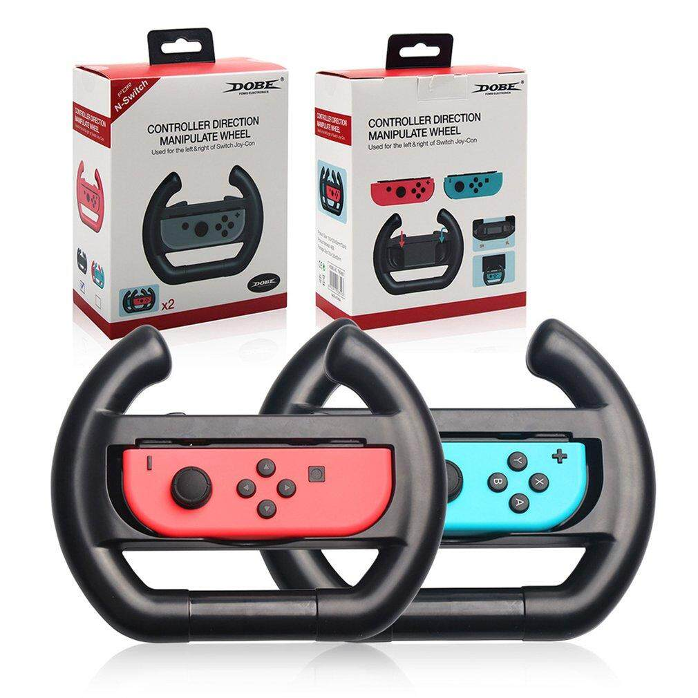 GGSHOP Cho New Nintendo Công Tắc Bộ Điều Khiển Trò Chơi Đua Xe Bọc Vô Lăng Cho Công Tắc