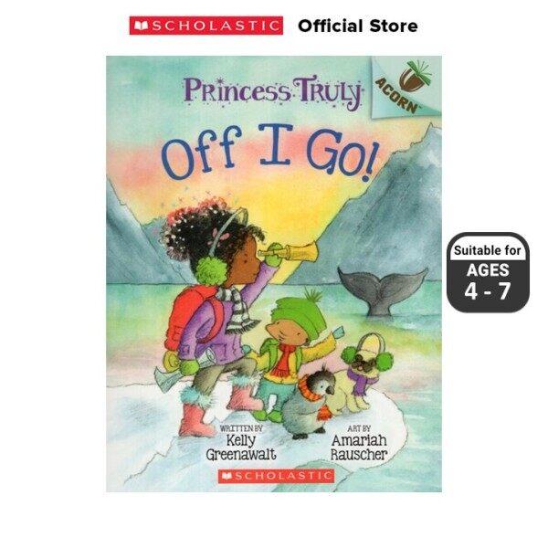 Princess Truly #2: Off I Go! (ISBN: 9781338340037) ACORN Malaysia