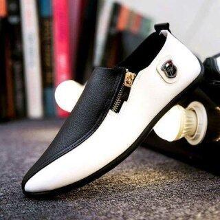 Giày Lười Nam EMOSEWA Giày Thuyền Thời Trang Mùa Xuân Giày Da Đanh Nam Thương Hiệu Thoải Mái Ổ Đĩa Của Người Đàn Ông Giản Dị Giày thumbnail