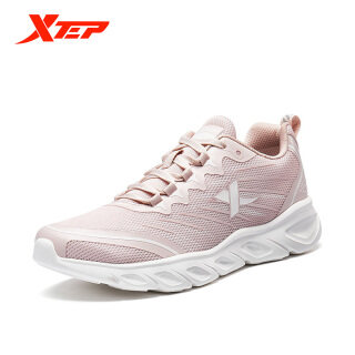 Giày Chạy Bộ Nữ Xtep Giày Chạy Bộ Thể Thao Cặp Đôi Nhẹ Đế Mềm Lưới Mới Mùa Xuân 880118110078 thumbnail