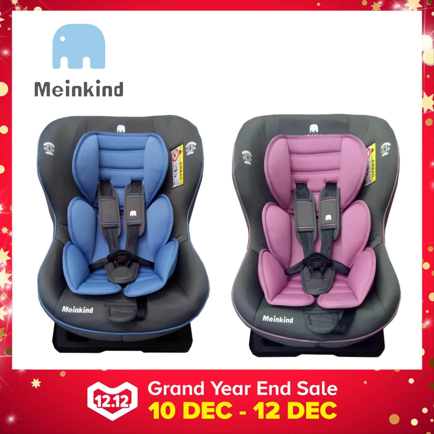 Meinkind M1 Convertible Car Seat From Newborn To 18KG German Engineered