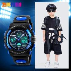 Watch 1163 Childrens Watches Sport Military Fashion Kids Digital Quartz Led Watch For Boys Waterproof Cartoon Wristwatch By Star Store.