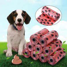 10 Rolls Garbage Clean-Up Bag Pet Dog Cat Waste Poop Pick Up Bag By Highfly.