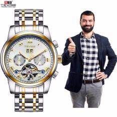 [100% Genuine]TEVISE Luxury Mens Watch Waterproof Automatic Mechanical Watch Winding Wrist Watch 9005 Malaysia