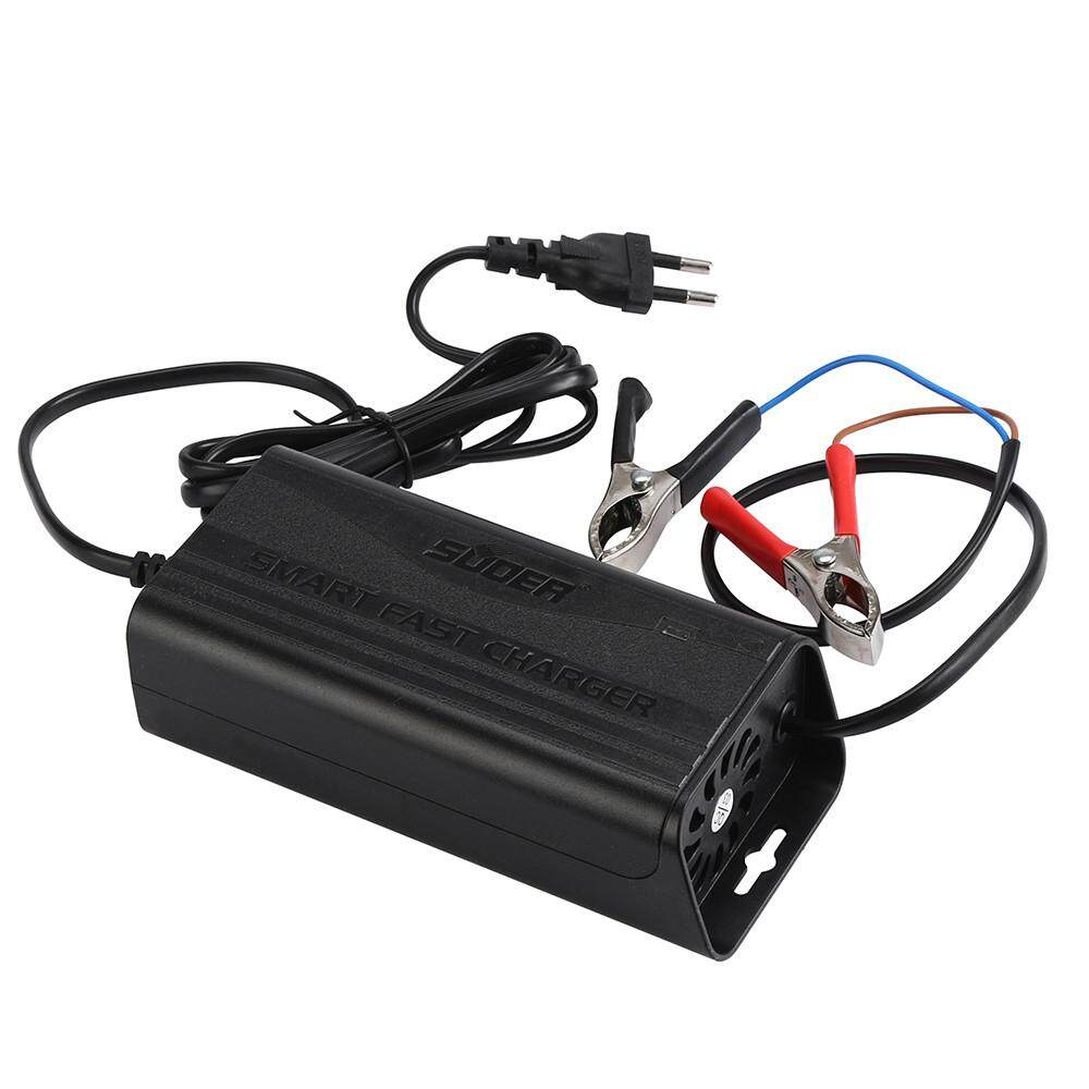 Buy Sell Cheapest 12v Acid Lead Best Quality Product Deals 24v 7ah Battery Charger 5a Smart Car Motorcycle 220v Intl