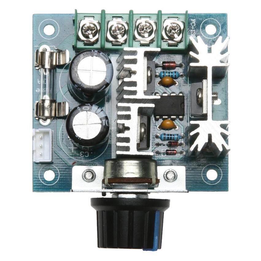 12V24V30V40V DC Motor Speed Governor PWM Controller 10A
