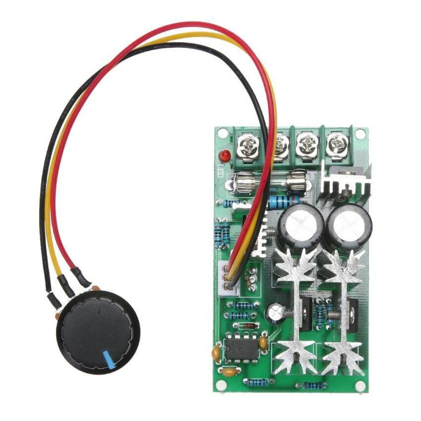 12V/24V/36V/48V/60V 1200W 20A PWM FAN Controller DC Motor Speed Control