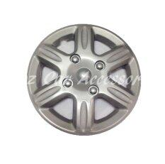 13 Inch Abs Wheel Cover Rim Center Hub Caps (made In Malaysia) 6 Spoke By Broz Car Accessories.