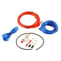 1500 Watt 8GA Subwoofer Kabel Audio Mobil Amplifier Penguat Dudukan Sekering Kawat Kabel Kit