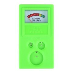1.55V 3V Button Cell Battery Checker Battery Tester Watch Repairing Tool (Green) Malaysia